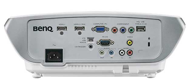 benq2 13 04 15 - BenQ W1350: proiettore DLP 1080p da 2.500 Lm