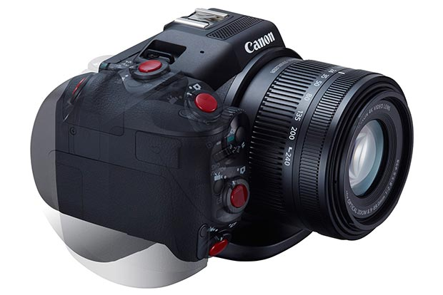 canon xc10 5 08 04 2015 - Canon XC10: camcorder Ultra HD compatto