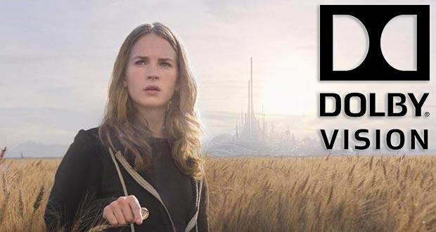 dolby vision 17 04 2015 - Dolby Vision al cinema da maggio con Tomorrowland