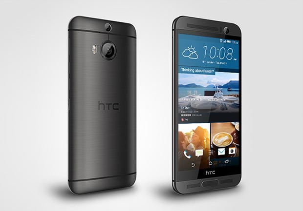"htc one m9 2 09 04 2015 - HTC One M9+:  smartphone da 5,2"" con display QHD"