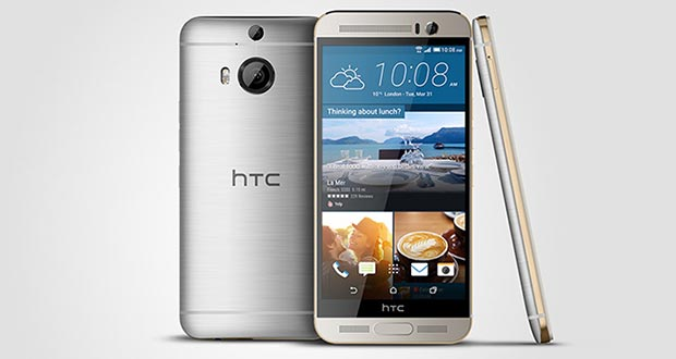 "htc one m9 evi 09 04 2015 - HTC One M9+:  smartphone da 5,2"" con display QHD"