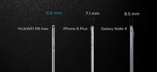 huawei p8 6 16 04 2015 - Huawei Ascend P8 e P8Max: smartphone con sensore RGBW