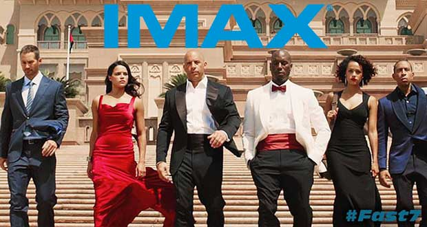 imax2 03 04 15 - IMAX Laser 4K per Fast and Furious 7