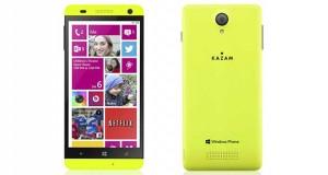 kazamwindows evi 16 04 15 300x160 - Kazam Thunder 450W: dual-SIM LTE Windows Phone