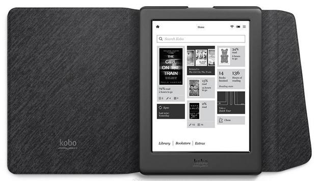 kobo glo hd 09 04 2015 - Kobo Glo HD: e-reader con display da 300ppi