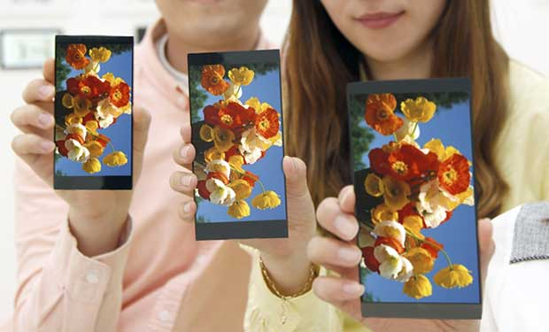 "lgdisplay2 03 04 15 - LG G4: display 5,5"" Quantum-Dot ad alto contrasto"