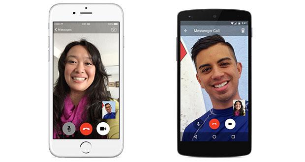 messengervideo1 28 07 15 - Facebook: videochiamate su Messenger (non in Italia)