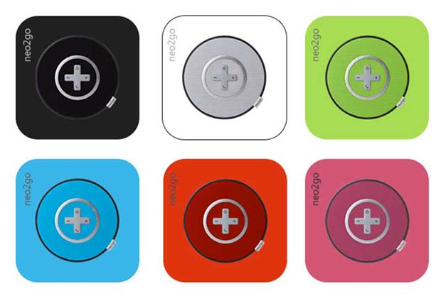 neo2goG2 2 23 04 2015 - Neo2Go G2: speaker portatile Bluetooth e NFC resistente all'acqua