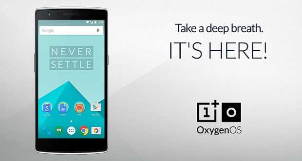oneplus1 07 04 15 - OnePlus: rilasciato OxygenOS con Android Lollipop