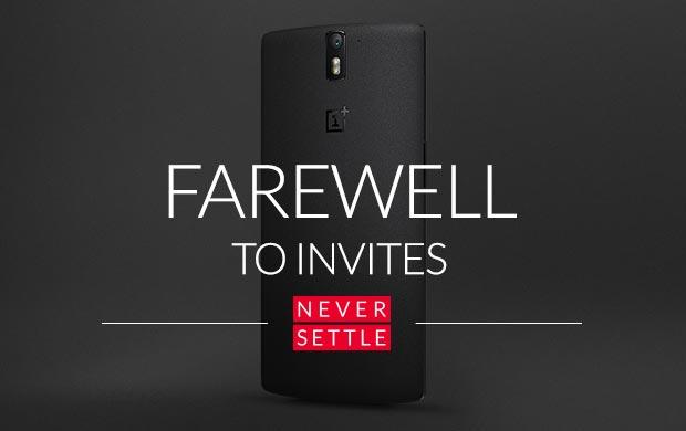 oneplusone 20 04 2015 - OnePlus One si può acquistare senza invito