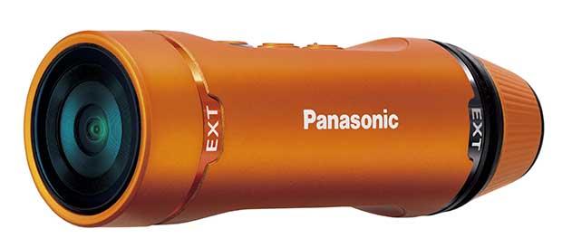 """panasonica1 1 15 04 15 - Panasonic HX-A1: action-cam Full HD """"senza fili"""""""