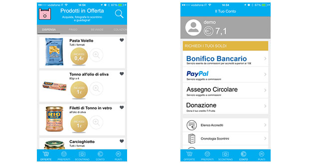 tfrutta1 27 04 15 - T-Frutta: l'App che fa guadagnare con la spesa