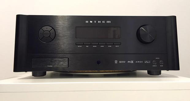 anthem avm60 15 05 2015 - Anthem AVM60: processore con DTS:X e Dolby Atmos
