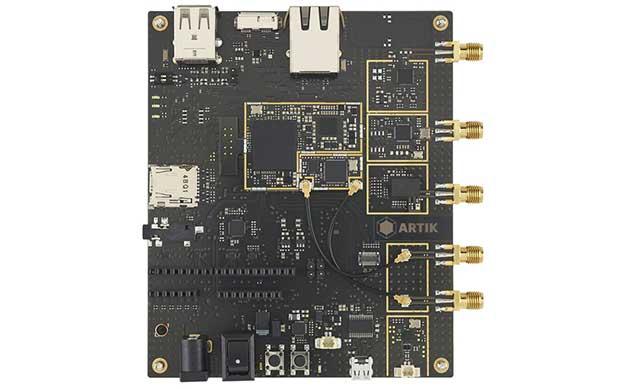artik1 13 05 15 - Samsung abbraccia la piattaforma Arduino