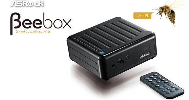 asrock evi 18 05 2015 - ASRock Beebox: mini PC con Intel Cherry Trail e USB Type-C