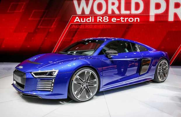 audior8 1 25 05 15 - Audi R8 e-tron: supercar elettrica e con auto-pilota