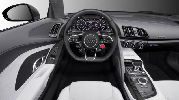 audior8 2 25 05 15 - Audi R8 e-tron: supercar elettrica e con auto-pilota