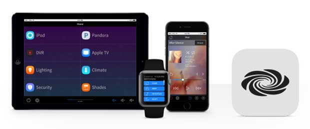 crestronapp1 27 05 15 - Crestron: App Apple Watch per Smart Home