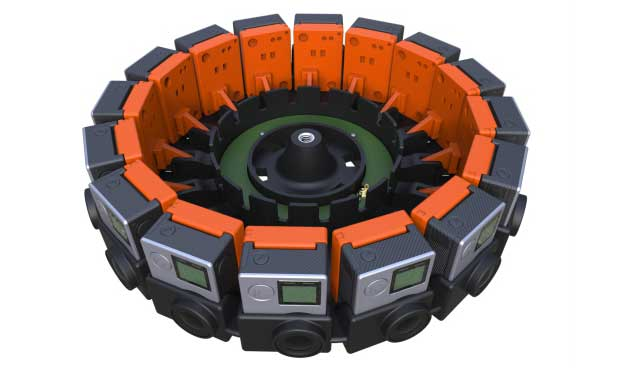 gopro360 2 29 05 15 - GoPro: Array con 16 action-cam per realtà virtuale