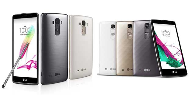 lgg4stylus g4c evi 19 05 15 - LG G4 Stylus e G4c: smartphone da 5,7 e 5 pollici