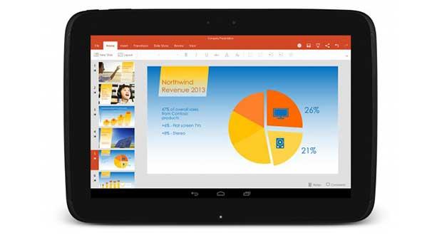 microsoftapps 27 05 15 - App di Microsoft sui tablet Android di LG e Sony