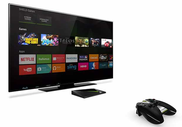 shieldandroidtv2 29 06 15 - Nvidia Shield Android TV: disponibile negli USA