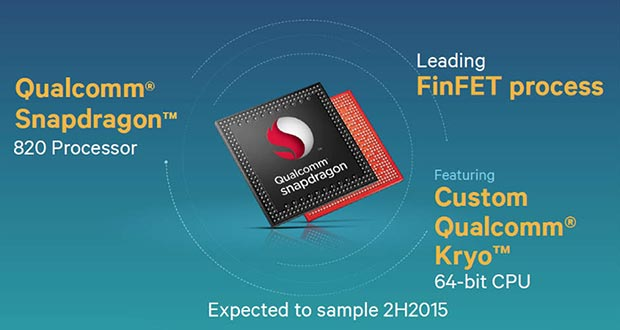 snapdragon820 evi 15 05 2015 - Qualcomm Snapdragon 820: le specifiche ufficiose