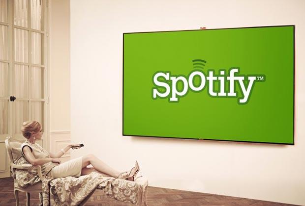 spotify 08 05 2015 - Spotify potrebbe avviare a breve lo streaming video