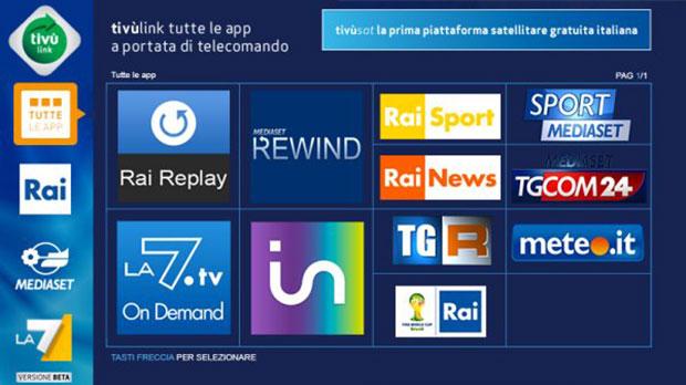 tivulink 28 05 2015 - Tivùlink: tutti i servizi on demand al canale 100 di tivùsat