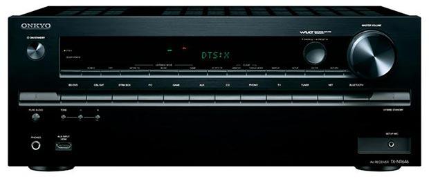 tx nr646 13 05 2015 - Onkyo TX-NR646 e TX-NR747: ampli 7.2 Dolby Atmos e DTS:X