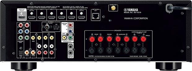 yamaha 579r 19 05 2015 - Yamaha RX-V79: sinto-ampli con HDMI 2.0 e HDCP 2.2