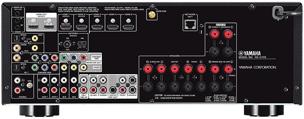 yamaha 779r 19 05 2015 - Yamaha RX-V79: sinto-ampli con HDMI 2.0 e HDCP 2.2