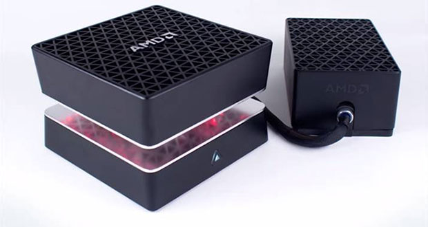 amd project quantum 18 06 2015 - AMD Project Quantum: mini PC compatto con video 4K/60p