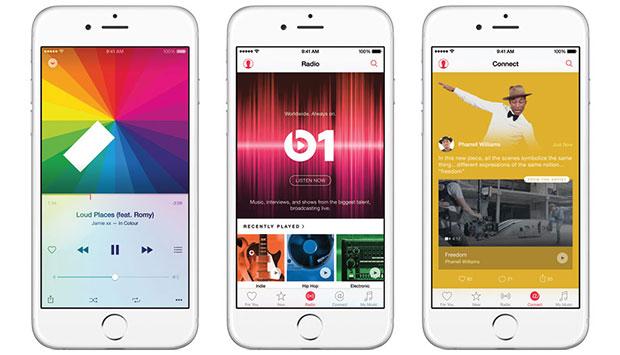 apple music 08 06 2015 - Apple Music: servizio in streaming a 9,99$ al mese