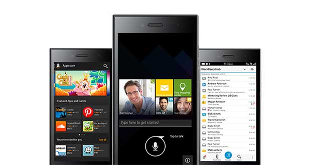 "bbleap1 11 06 15 - Blackberry Leap: smartphone 5"" a 299 Euro"