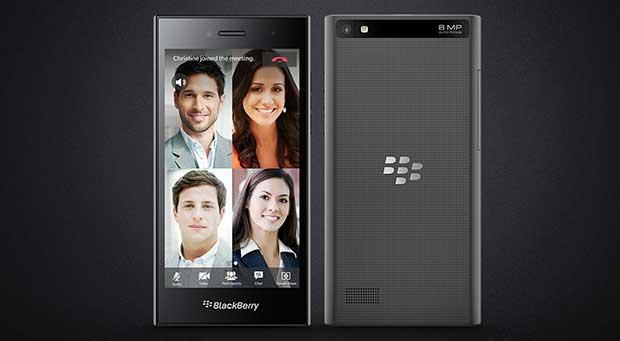 "bbleap2 11 06 15 - Blackberry Leap: smartphone 5"" a 299 Euro"