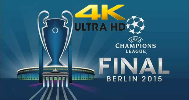 champions4k 1 05 06 15 - Finale Champions ripresa e trasmessa in Ultra HD