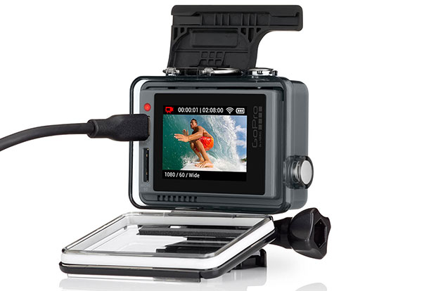 gopro hero  lcd 2 01 06 2015 - GoPro Hero+ LCD: action cam entry level con display posteriore