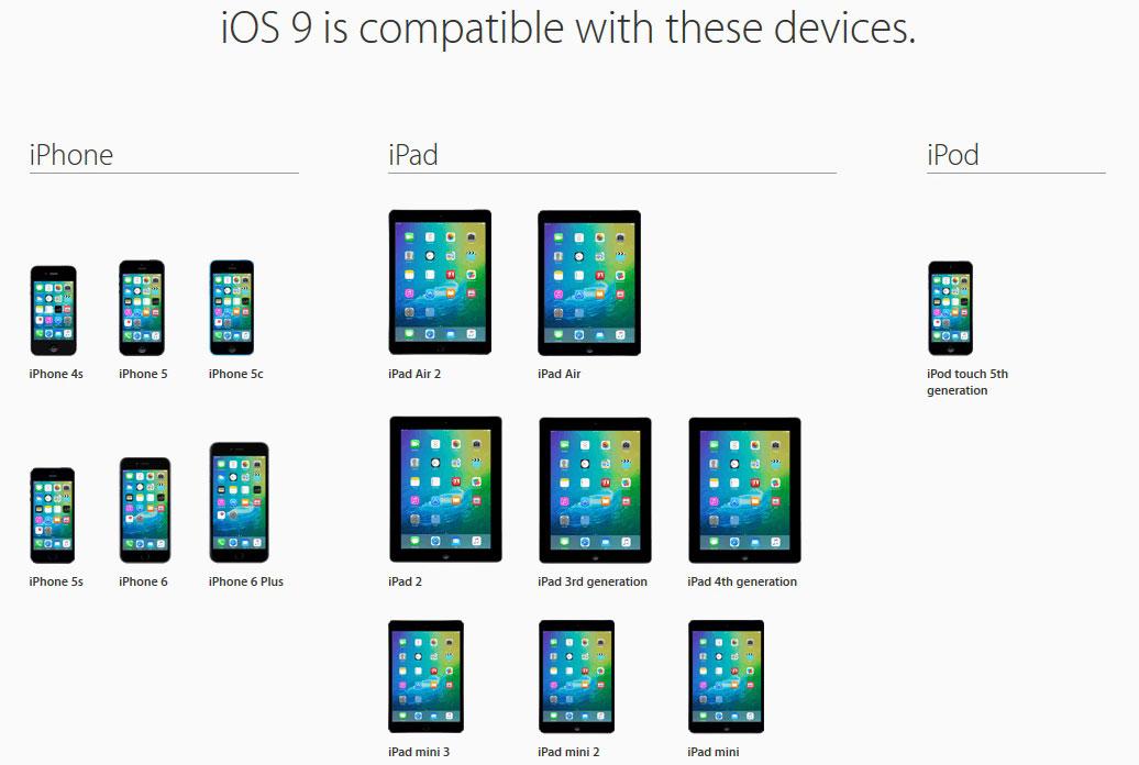 ios9 6 09 05 2015 - Apple iOS 9: tutte le novità in arrivo