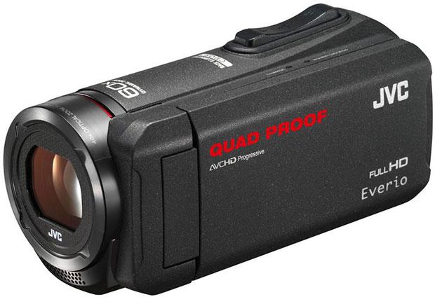 jvc gz r450 26 06 2015 - JVC GZ-R450 e GZ-R320: nuove videocamere rugged Full HD