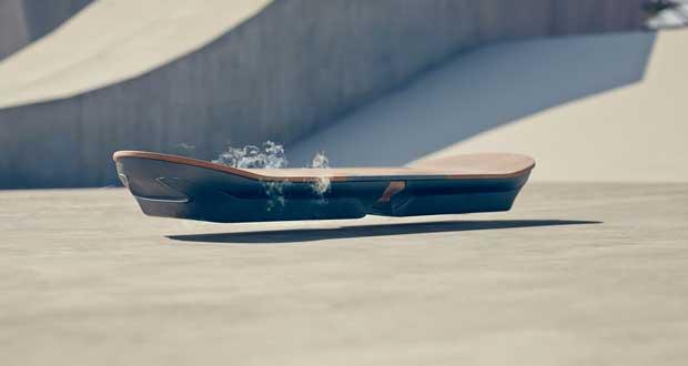 lexushover1 24 06 15 - Lexus Hover: skateboard a levitazione in arrivo il 5 agosto