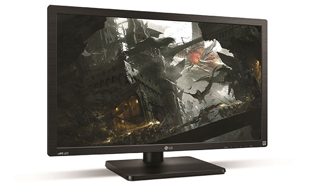 "lg  27MU67 10 06 2015 - LG 27MU67: monitor 27"" Ultra HD con FreeSync"