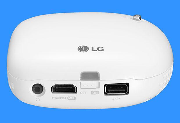 lg minibeam nano 2 18 06 2015 - LG Minibeam Nano: proiettore DLP a LED portatile