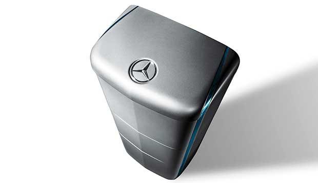 mercedes1 10 06 15 - Mercedes: super batteria per la casa