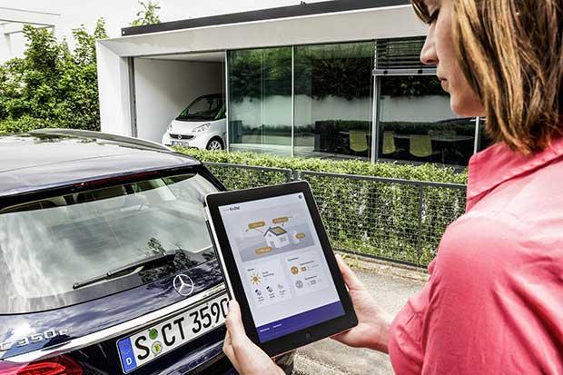 mercedes2 10 06 15 - Mercedes: super batteria per la casa