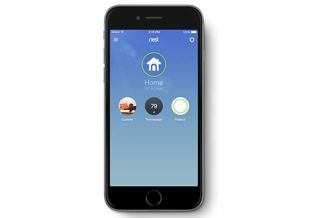 "nest4 19 06 15 - Nest Cam: videocamera ""smart"" 1080p"