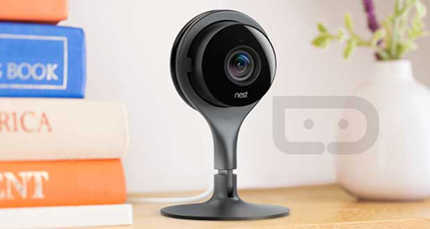 "nestcam1 11 06 15 - Nest Cam: videocamera wireless 1080p ""smart"""