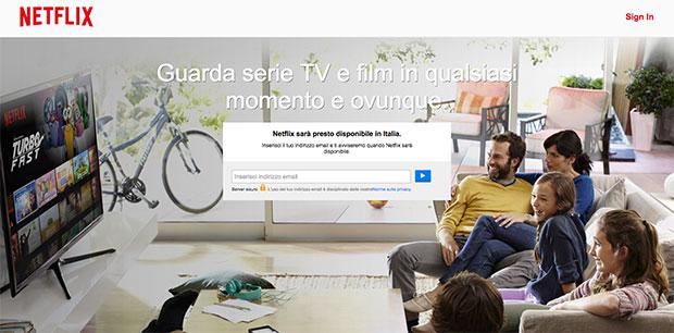 netflix 08 06 2015 - Netflix in Italia da ottobre