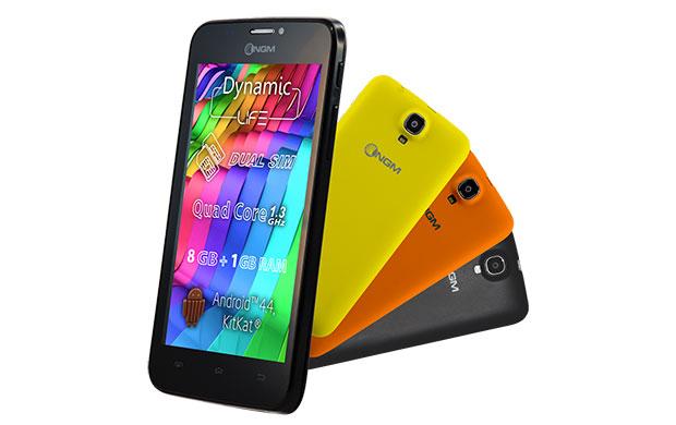 "ngm dynamic life 18 06 2015 - NGM Dynamic Life: dual SIM da 4,5"" con Android 4.4"