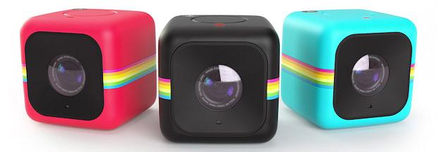 polaroid cube  25 06 2015 - Polaroid Cube+: action cam compatta Wi-Fi